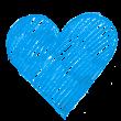 corazonazulplastilinarte