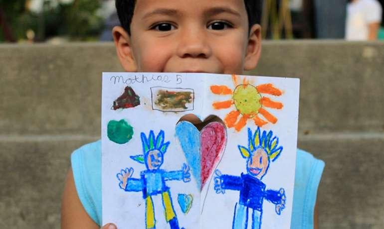 5 formas de canalizar las emociones de los niños